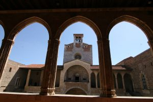 El Palau dels Reis de Mallorca, a Perpinyà.
