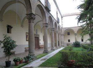 Claustre del convent de Sant Ramon.