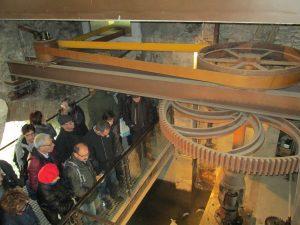 Al  Museu Industrial del Ter, a Manlleu (Foto: Mateu Butinyà).